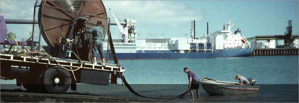 Fleksibilne cevi Offshore