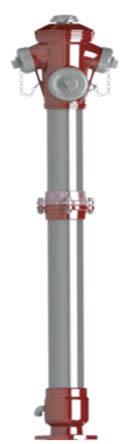 Nadzemni hidrant DN 100 Lomni