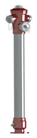 Nadzemni hidrant DN 100 Standard