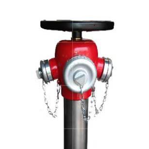 Nadzemni hidrant DN 80 tip 2017 Tunelski