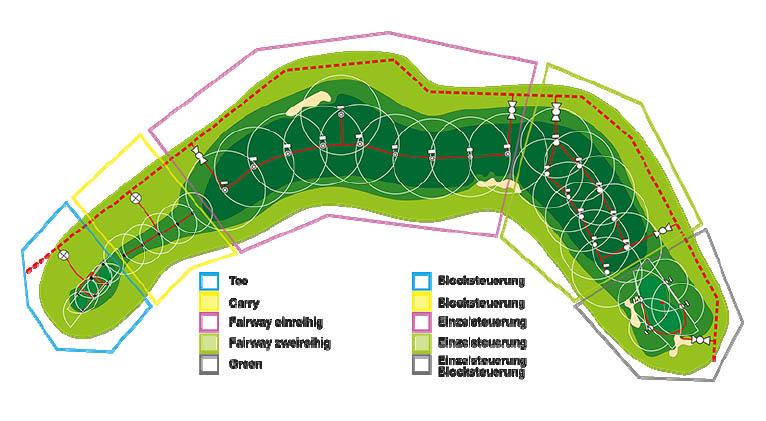 Igrišča in vadbišča za golf