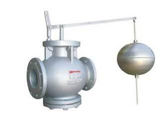 Plovni ventili ‐ prirobnični