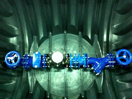 Vodomerni jaški za industrijske vodomere