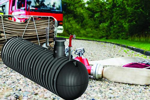 Rezervoarji za požarno vodo